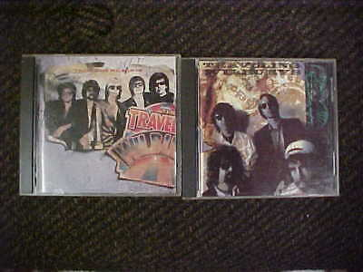 The Traveling Wilbury's Volume 1 & 3 Original Wea 2 Cd Lot George Harrison Petty
