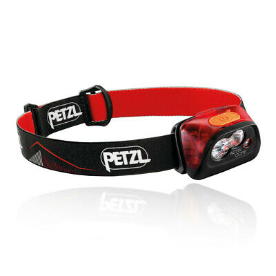 Petzl Unisex Actik Core Headlamp - Black Sports Outdoors Lightweight