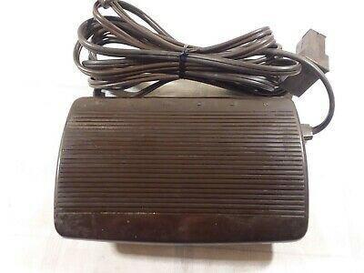 Singer CR 303 Sewing Machine Foot Pedal 3 Prong 619494-001