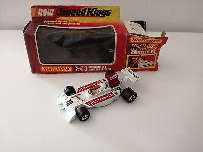 MATCHBOX Speed Kings K-44 Formula 1 SurteesTS 16 Modellauto Auto alt rar england