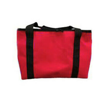 Insulated Foam Pizza Delivery Bag Insulate Food Handle Storage Carrying Washable