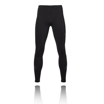 Asics Womens Core Running Tights Performance Pants Trousers Bottoms Drawstring