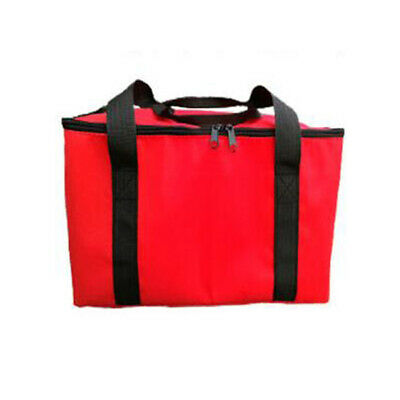 Thermal Insulated Foam Insulation Pizza Delivery Bag Food Storage Carrying Box