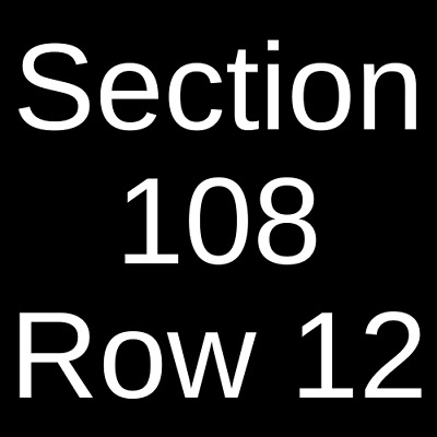 3 Tickets Michigan State Spartans vs. Maryland Terrapins Football 11/30/19