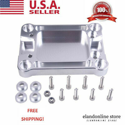 K Tuned Billet Shifter Base Plate  Integra W/ K20 K24 K-Series Swap