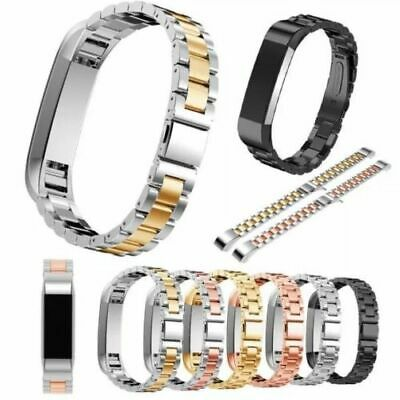 Milanese Watch Stainless Steel Replacement Band Wrist Strap For Fitbit Alta HR