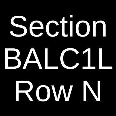 2 Tickets Wilco 12/16/19 The Chicago Theatre Chicago, IL