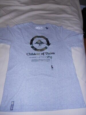LRG Lifted Research Group Men's or boys Children of Vision Shirt-size small