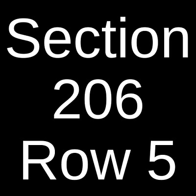 2 Tickets WWE: Smackdown 12/20/19 Barclays Center Brooklyn, NY