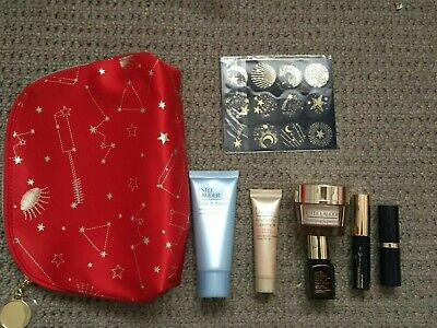ESTEE LAUDER Gift Set Includes Make Up Bag and 6 Luxury Products NEW
