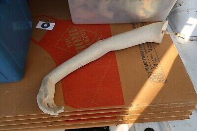Vintage Mannequin RIGHT ARM AND HAND GOOD SHAPE PAINTED