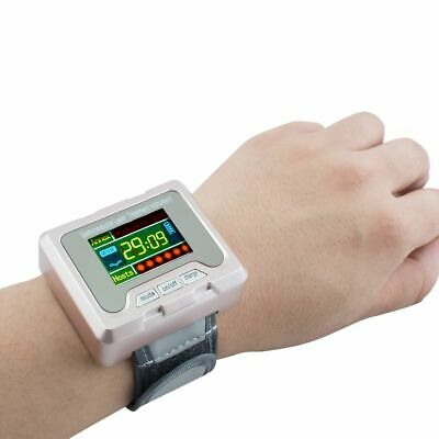 Laser Therapy Wrist Diode Diabetes Hypertension Treatment Therapeutic Apparatus