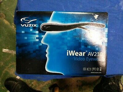 Iwear Av230 Vuzix Video Eyewear
