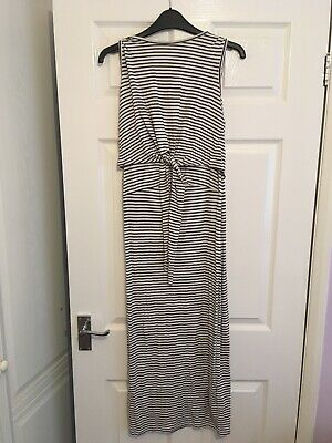 Mothercare Blooming Marvellous Maternity/Nursing Dress Size 8