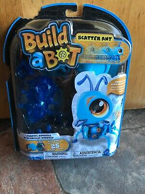 Build-a-Bot SCATTER ANT Learning Robotics NEW
