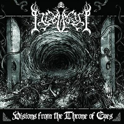 Visions from the Throne of Eyes [Audio CD] Idolatry