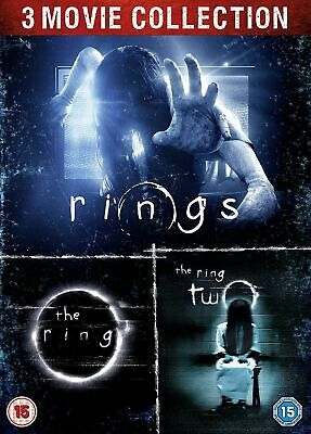 Rings: 3-movie Collection (Box Set with Digital Download) [DVD]