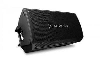 HeadRush FRFR-112 Active 2000-Watt Full-Range Flat-Response 12-in/2-Way Cabinet