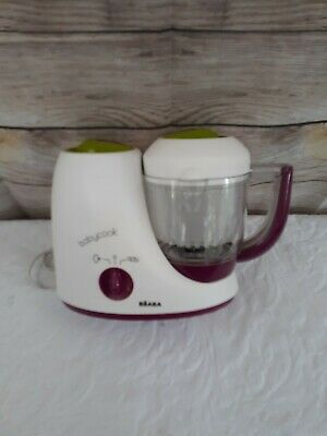 Beaba Babycook Classic 4 in 1 Baby Food Steamer Excellent