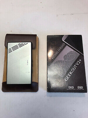 LH Labs Geek Out V2+ Portable Headphone Amp & Dac, Excellent Condition w/ Box