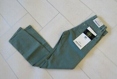 Stone Island Junior Skinny Fit Jeans Age 8 New With Tags