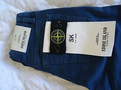 Stone Island Junior Skinny Jeans Age 6 New With Tags