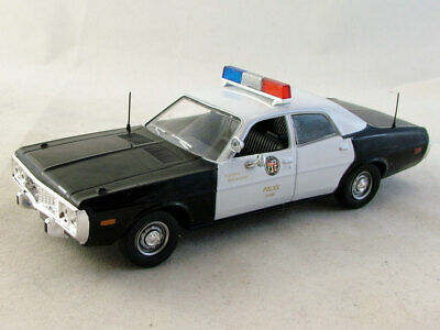 DODGE Coronet, USA Los Angeles Police Car Police cars world #53 1/43     DeAgost