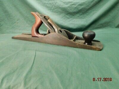 Vintage Woodworking STANLEY No 6 Fore Plane Good User & Collectible Antique Tool