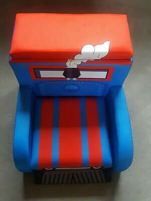 Liberty House Toys Childrens Train Sofa Seat with Storage