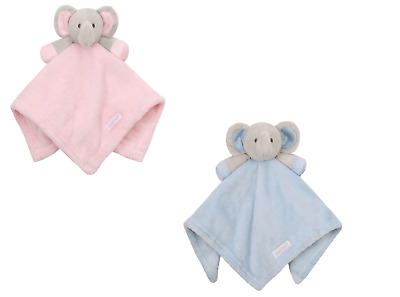 Newborn Baby Girl Boy Super Soft First Cuddly Toy Comforter Snuggle Soother
