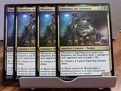 4x Fungal Infection Dominaria NM-Mint English