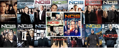 NCIS Naval Criminal Investigative Service 1-16 Complete Series 1-16 New