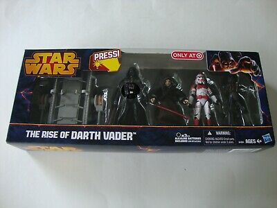 Star Wars THE RISE OF DARTH VADER Target Exclusive - Shock Trooper Palpatine