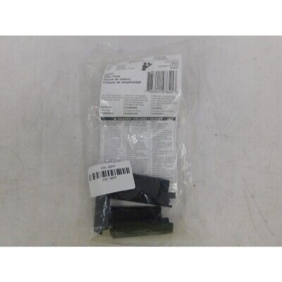 Square D filler plate NQFP blank cover 80122-005-01