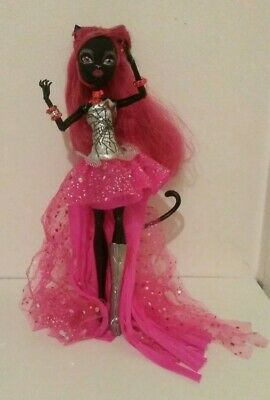 """Monster High 11"""" Doll *CATTY NOIR* 13 Wishes First Wave"""
