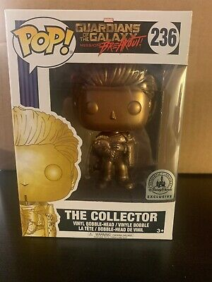 Funko Pop! Disney Parks Exclusive Guardians of The Galaxy The Collector # 236