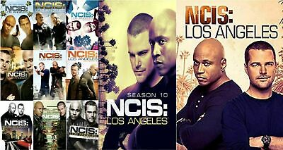 NCIS Los Angeles Complete Series Seasons 1-10 1 2 3 4 5 6 7 8 9 10 New