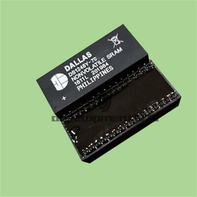 1PCS DS1248Y-70 Encapsulation:DIP-32,1024k NV SRAM with Phantom Clock