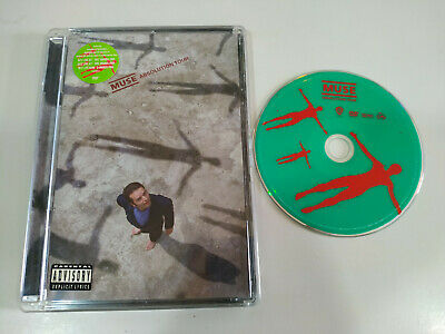 Muse Absolution Tour DVD + Extras Jewel Case All Regions 97 Min