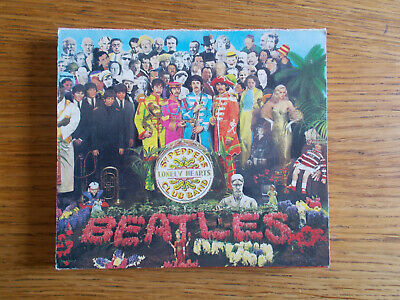 The Beatles Sgt. Pepper's Lonely Hearts Club Band 20th Anniversary Edition