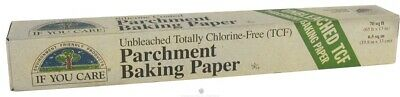 If You Care - Parchment Baking Paper Unbleached Totally Chlorine-Free (TCF) - 70
