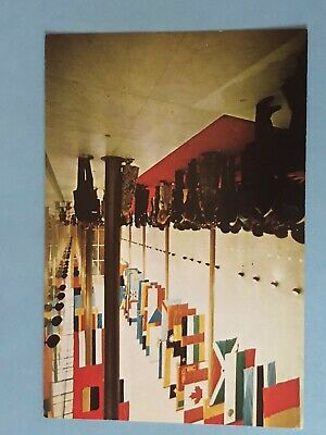 Vintage postcard JF Kennedy Center for Performing Arts, Washington, DC (M-83)