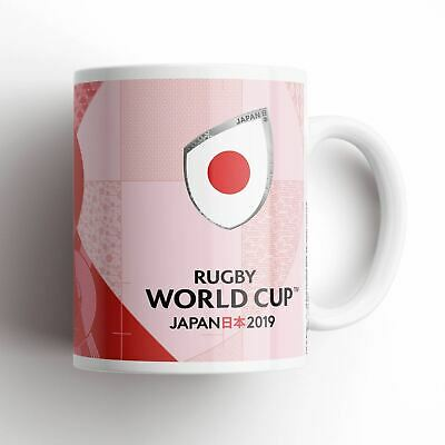 Official Japan Rugby World Cup 2019 Mug