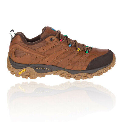 Merrell Mens MOAB 2 Earth Day Walking Shoes Brown Sports Outdoors Water