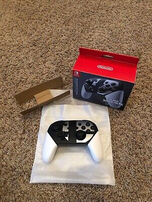 Genuine Nintendo Switch Pro Super Smash Bros Ultimate Edition Controller In Bid!