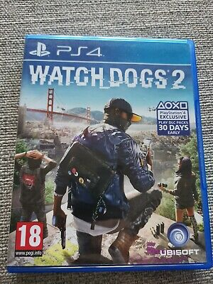 Watch Dogs 2: (PlayStation 4, 2016)