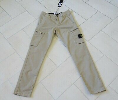 Stone Island Junior Chino Style Jeans / Trousers Age 8 Excellent Condition