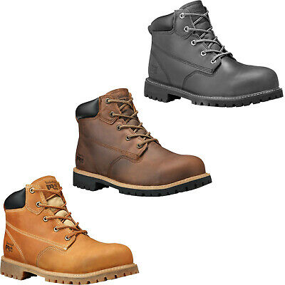 Timberland PRO Gritstone 6 Inch Steel Toe Mens Work Boot NEW