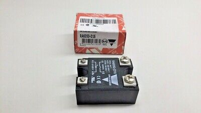 Carlo Gavazzi RA6050-D16 Solid State Relay