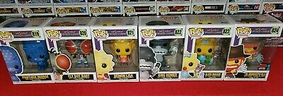 Funko Pop! The Simpsons Treehouse Of Horror Pops (Variation Listing)